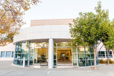 Redwood city office building of Peninsula Gastroenterology Medical Group